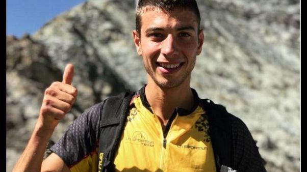 Mondiali skyrunning,Nadir Maguet argento