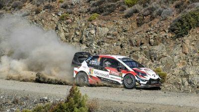 Rallye de Turquie: le sort accable Ogier et Neuville mais épargne Tänak