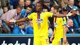 Zaha returns to inspire Palace win at Huddersfield