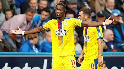 Zaha returns to inspire Palace win at Huddersfield