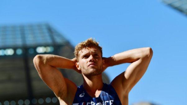 Décastar: Mayer lorgne le record du monde à mi-parcours