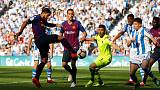 Barcelona ride luck to sink Real Sociedad