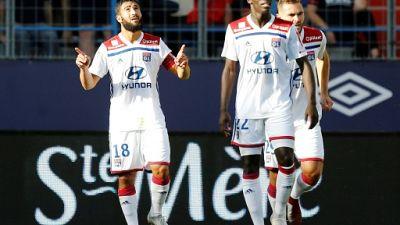 Ligue 1: Lyon peu mordant sauve le nul à Caen avant City
