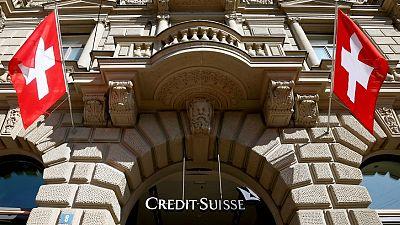 Credit Suisse CEO targets annual profit of 5-6 billion Swiss francs - newspaper