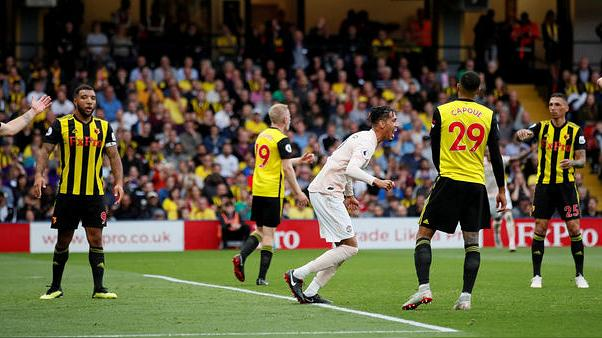 United hit Watford with devastating one-two