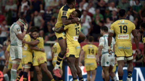Top 14: Clermont passe le test palois avec succès