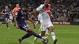 Ligue 1: à Toulouse, Monaco ne se rassure pas avant la Ligue des champions
