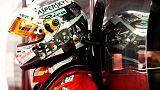 Motor racing - Vettel rues messy qualifying session before Singapore showdown