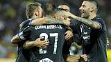 Calcio: Frosinone-Sampdoria 0-5