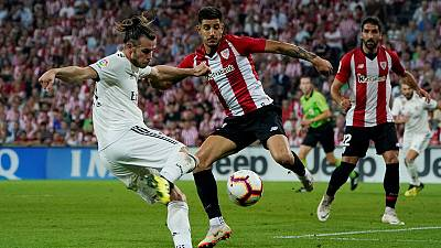 Real surrender perfect start after heated draw in Bilbao