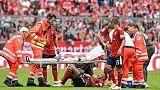 Bleus: rupture des ligaments croisés pour Tolisso, absent plusieurs mois