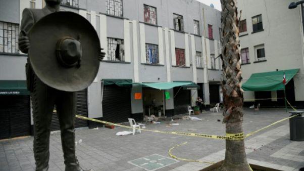 Mexico: cinq personnes abattues par des hommes déguisés en mariachis