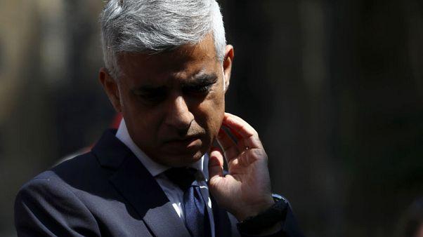 رئيس بلدية لندن يدعو لاستفتاء ثان بشأن الخروج من الاتحاد الأوروبي
