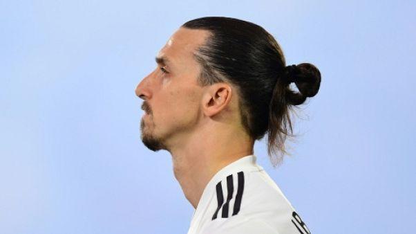 Zlatan Ibrahimovic le 21 avril 2018 à Carson, Californie