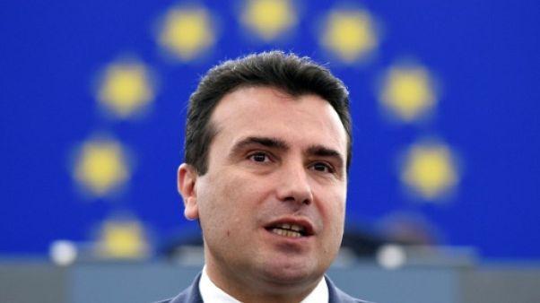 """Référendum en Macédoine: le """"Oui"""" ou le désespoir, dit le Premier ministre"""