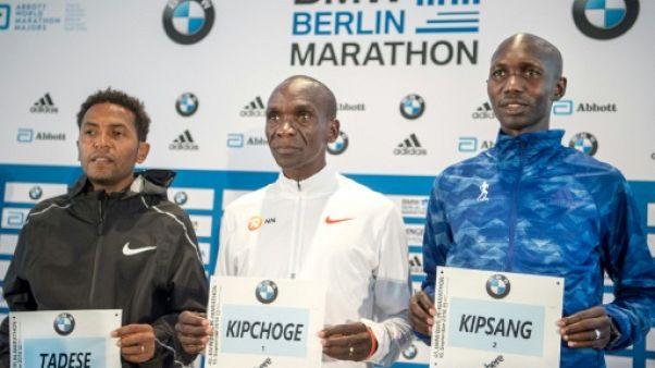 Marathon de Berlin: Kipchoge et l'impossible quête du record du monde