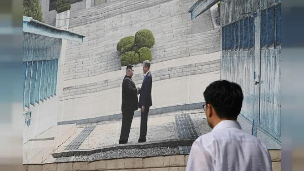 Moon à Pyongyang pour aider à sortir de l'impasse sur la dénucléarisation