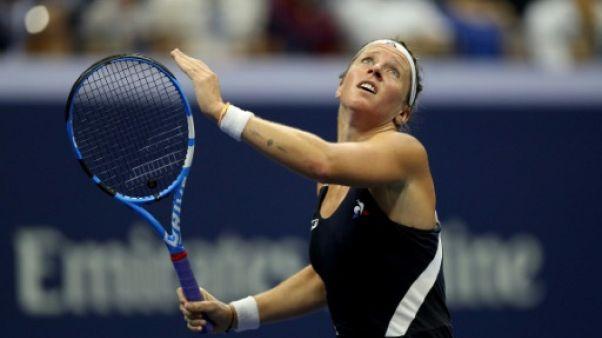 Tennis: Parmentier à une victoire d'un 4e titre