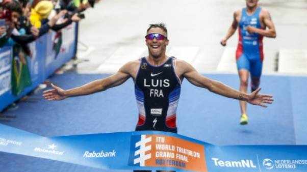 Triathlon: Vincent Luis s'impose à Gold Coast et devient vice-champion du monde