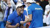 Coppa Davis, la Francia in finale