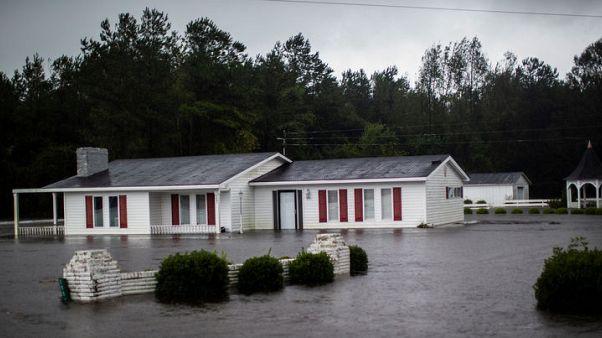 ارتفاع عدد قتلى العاصفة فلورنس في أمريكا إلى 17 قتيلا