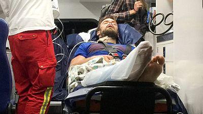 Anti-Kremlin activist doing better in German hospital - fellow activist