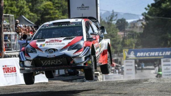 Rallye de Turquie: Tänak (Toyota) s'impose et prend la 2e place du championnat pilotes