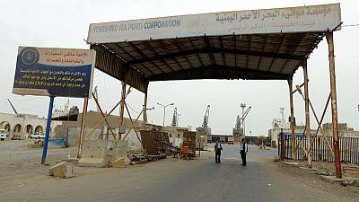 Air strike kills four at radio station in Yemen's Hodeidah - residents, medics