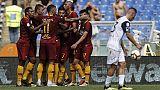 Serie A: Roma-Chievo 2-2