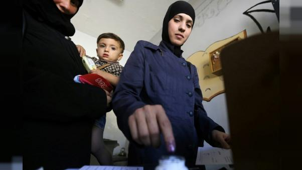 Le régime syrien organise ses premières municipales depuis 2011
