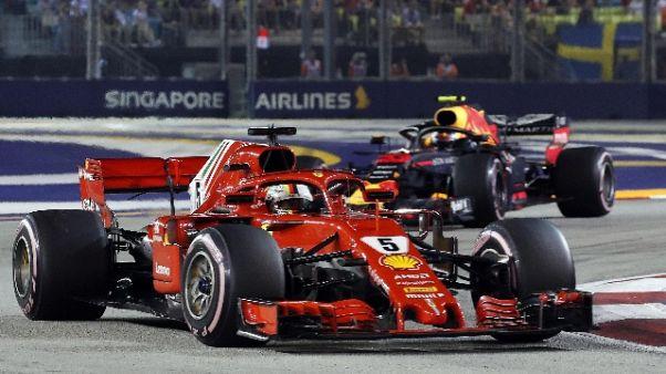 Vettel,non avevamo velocità e passo gara