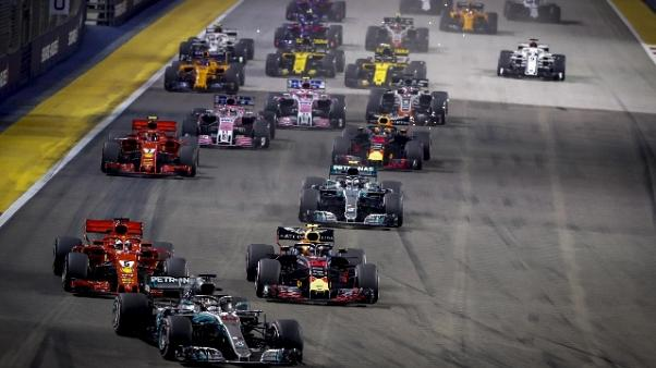F1: Hamilton vola a +40 su Vettel