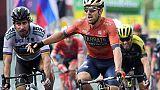 Ciclismo: la Coppa Bernocchi a Colbrelli