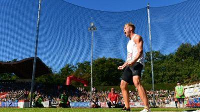 Décastar: Kevin Mayer tout proche du record du monde du décathlon