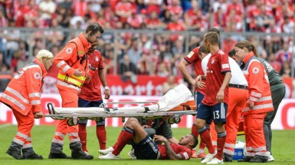 Bayern Munich: Tolisso opéré avec succès des ligaments croisés