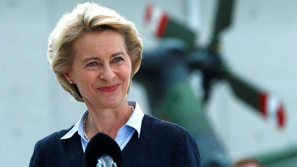وزيرة الدفاع: ألمانيا ملتزمة بمساعدة العراق في إعادة البناء