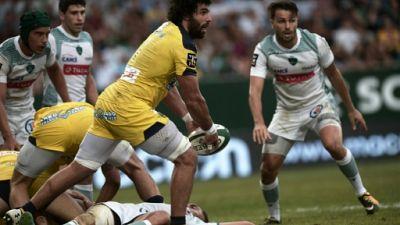 Top 14: Clermont et ses dauphins sourient, Montpellier grimace