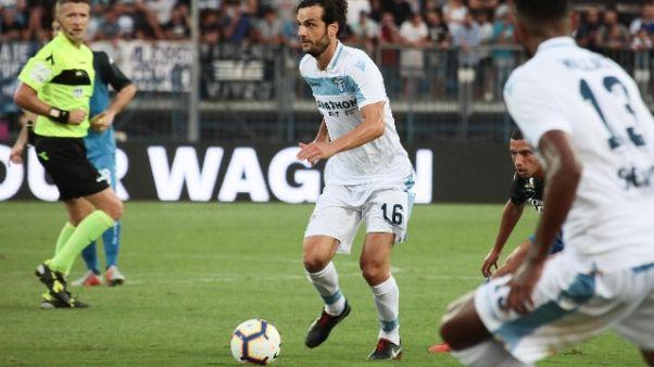 Serie A: Empoli-Lazio 0-1