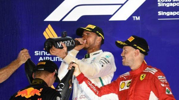 """Lewis Hamilton: """"Continuer à rester humbles"""""""