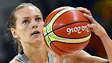 Basket: Marine Johannes porte les Bleues contre le Canada en match de préparation au Mondial