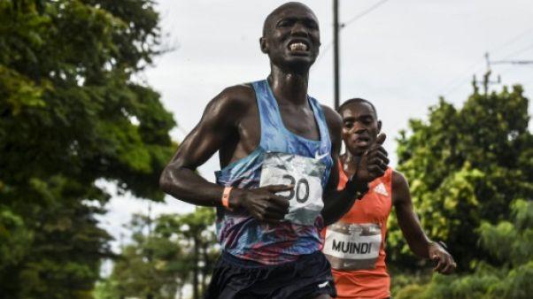 Semi-marathon de Medellin: un concurrent kényan renversé par une voiture