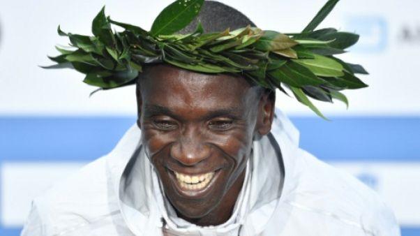 Marathon de Berlin - Le roi Kipchoge pulvérise le record du monde en 2 h 01 min 39 sec