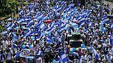 Nicaragua: des milliers d'opposants dans la rue pour exiger le départ d'Ortega
