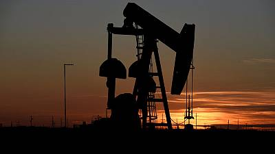 Oil prices ease as trade row clouds demand outlook