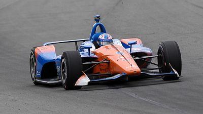 Motor racing - New Zealand's Dixon wins fifth IndyCar championship