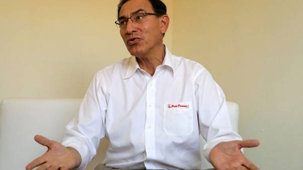 Peru's Vizcarra dares Congress to oust Cabinet in dispute over reforms