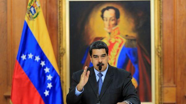 """احتجاز رجلين في فنزويلا بسبب فيديو يشبه الرئيس """"بالحمار"""".. شاهد المقطع"""