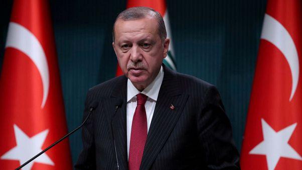 Erdogan calls on Turkish authorities to look into CHP role in Isbank - Hurriyet
