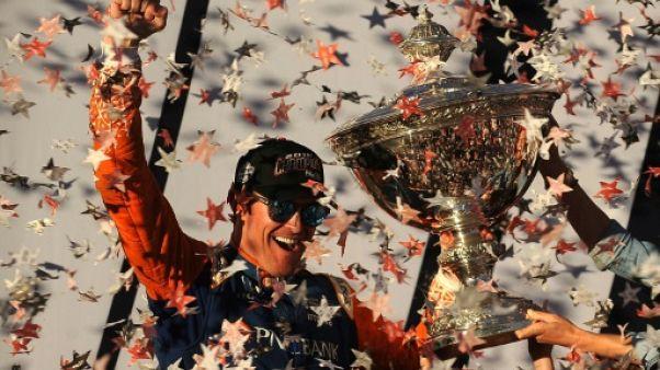 IndyCar: Dixon décroche sa cinquième couronne