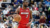 NBA: Dwyane Wade repart pour une dernière saison à Miami